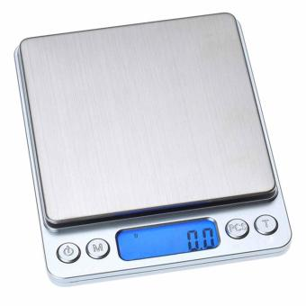 0.01oz/0.1gram 3000g Precise Kitchen Scale Small Digital Electronic Weighing Scale for Baking food and Jewelry - intl