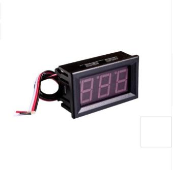 0.56 inch 4.5-30V DC Car Motor Red LED Digital Voltmeter Gauge Volt Voltage Panel Meter Dropshipping