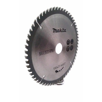 1 Piece Makita Circular Saw Blade Disc 180mm x 25.4mm x 60T