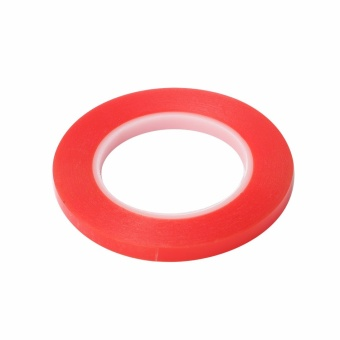 1 Roll 25M Heat Resistant Double-sided Transparent Clear AdhesiveTape Sticker 1mm 2mm 3mm 4mm 5mm 6mm 8mm 10mm - intl - 4