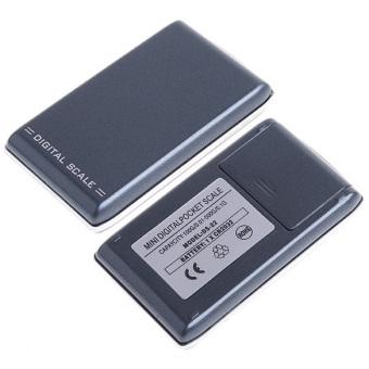 100*0.01g/500*0.1g Mini Digital Scale - 4