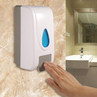 1000mL Liquid Shampoo Dispenser Bathroom Wall Mounted Soap LotionPump - intl