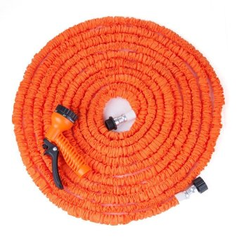 100FT Expandable Garden Hose Pipe with 7 in 1 Spray Gun - picture 2