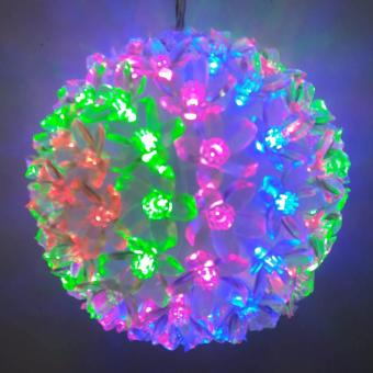 100L Flower Ball Christmas x-mas Light Mabuhay Star ICC Complaint Price Philippines