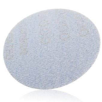 100pcs 3inch(75mm) 3000Grit Sander Disc Sanding Polishing Pad Sandpaper - intl - 5