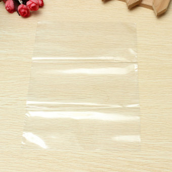 100x Multi-sizes Transparent Clear Shrink Wrap Films Heat Seal Package Bags Case 17x23cm - Intl