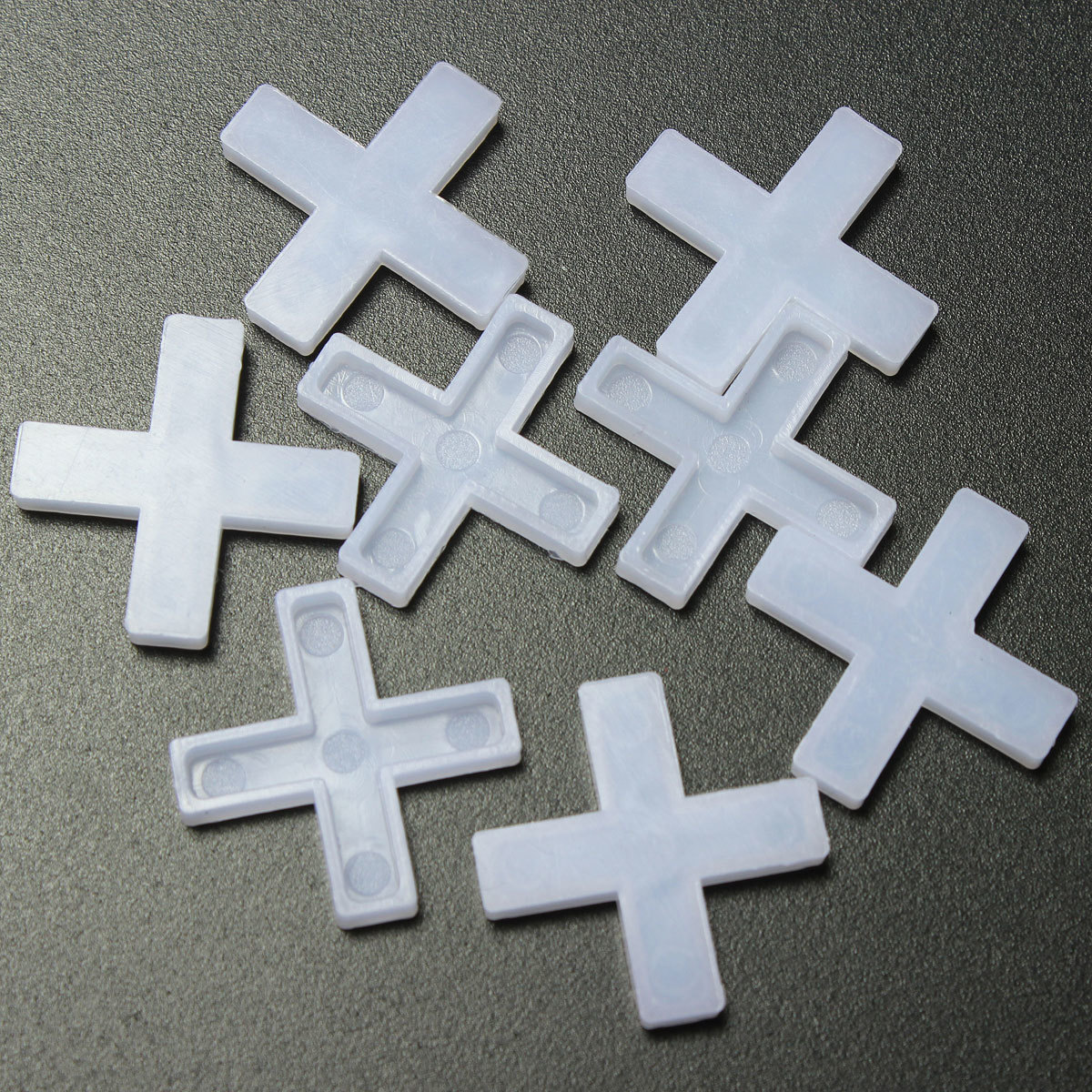 Philippines 100x Wall Floor Tile Spacers Cross 6mm Tiling Ceramic