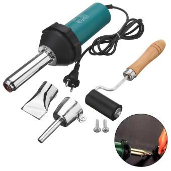 1080W Plastic Hot Air Welding Welder Heat Hot Gas Tools Kit with Rod&Roll - intl - 2