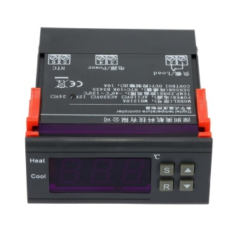 10A 12V Digital Temperature Controller Thermocouple -40?C to 120?C with Sensor