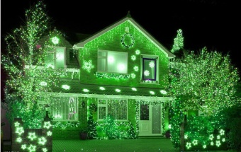 10M 100 LED Christmas Tree Fairy String Party Lights Lamp XmasWaterproof - intl
