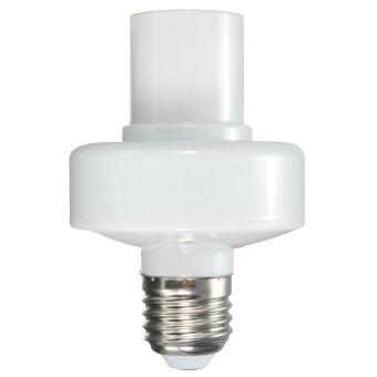 10M Wireless Remote Control E27 Screw Light Lamp Bulb Holder Cap Socket  Switch (Intl) Philippines