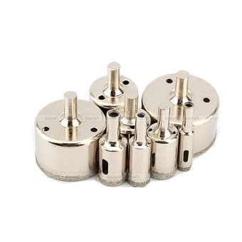 10mm-50mm Diamond Coated marble Ceramic Tile Hole Saw Drill Bits - 4