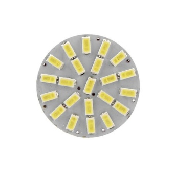 10Pcs White 1157 BAY15D 22 SMD LED Light Bulb Tail Break Stop Turn Signal light - intl - 5