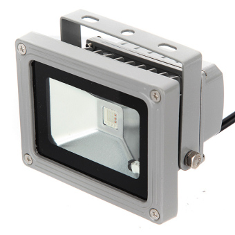 10W LED Flood Light RGB Color Changing Outdoor Holiday Garden Christmas Lamp