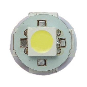 10x LED Replacements for Malibu Landscape Light 5 Led / smd PerBulb 194 T10 T5 Wedge Base Cool White 12v Dc 1407ww - 3