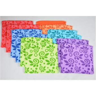 12 Pieces Cannon Hand Towels (Leaf Design) Price Philippines