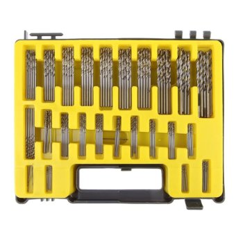 150Pcs Mini Twist Drill Bit Kit HSS Micro Precision - intl Price Philippines
