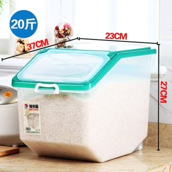 15kg dress home dress m container rice Bucket