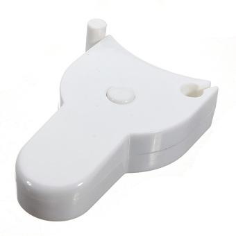 1.5M 60'' Fitness Accurate Body Tape Ruler Measure Body Fat Caliper Measuring - 4