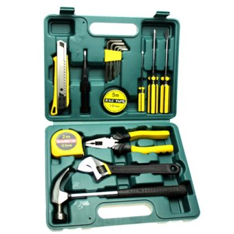 16Pcs Tool Kits Set Car Repair Kit Screwdriver Price Philippines