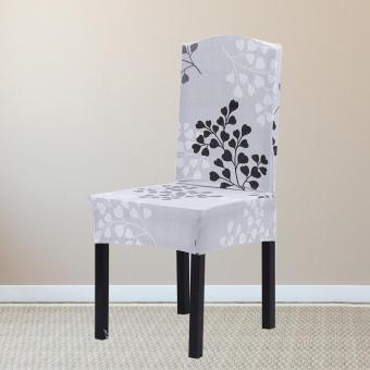 1Pc Removable Stretch Dinner Chair Covers #4 - intl - 4