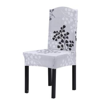 1Pc Removable Stretch Dinner Chair Covers #4 - intl - 3