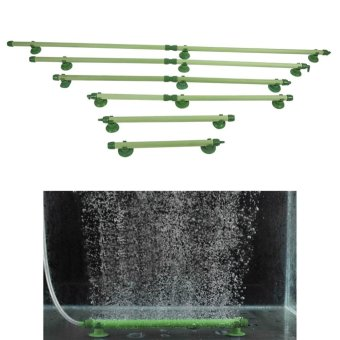 1pcs Fish Tank Aquarium Pump Accessory Wall Stone Air Bubble TubeAeration Tube- 6# - intl