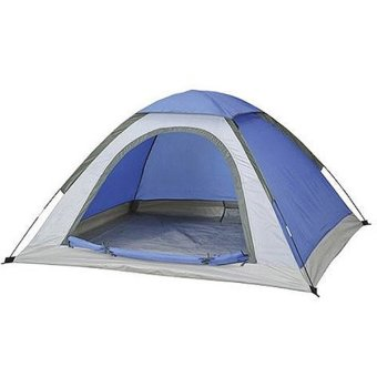 2-Person Camping Tent (Blue) Price Philippines