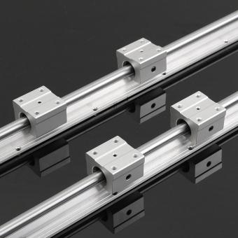 2 X SBR12-700mm 12MM Linear Bearing Rail Slide Guide Shaft + 4Pcs SBR12UU Blocks - intl - 5