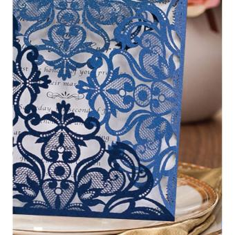 20 sets (WC2) Graceful Wedding (Party or Special Occasion) Wedding Invitation Card KKPIA STORE - 5