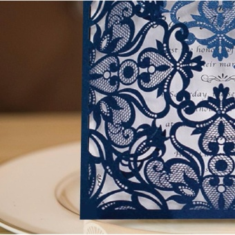 20 sets (WC2) Graceful Wedding (Party or Special Occasion) Wedding Invitation Card KKPIA STORE - 4