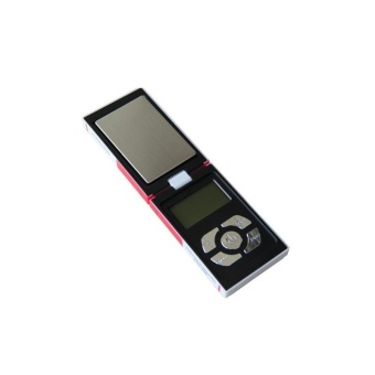 200g Cigarette Box LCD Display Electronic Digital Pocket Weighing Scale - intl