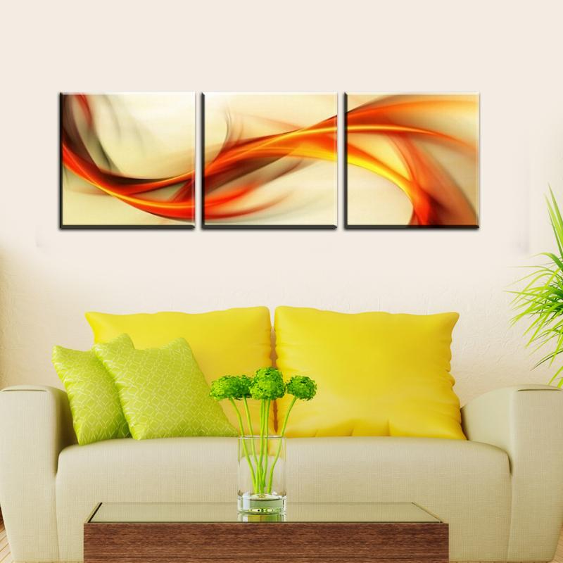 Outstanding Canvas 3 Piece Wall Art Composition - Wall Art ...