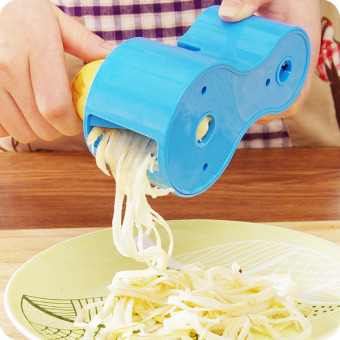 2016 NEW Premium Vegetable Spiralizer, Spiral Slicer, ZucchiniNoodle Pasta Spag