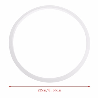 22cm Pressure Cookers Silicone Rubber Gasket Sealing Seal RingKitchen Cooking Tool - intl Price Philippines
