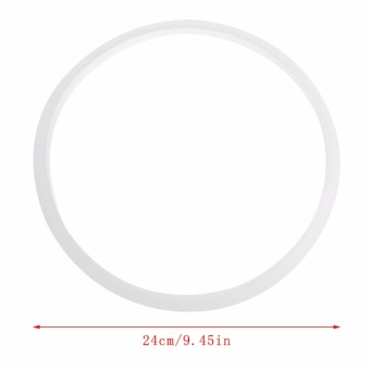 24cm Pressure Cookers Silicone Rubber Gasket Sealing Seal RingKitchen Cooking Tool - intl Price Philippines