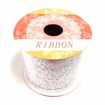 2.5 inches wide Christmas Decorative Ribbon