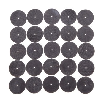 25pcs Metal Cutting Disc For Dremel Grinder Rotary Tool (Intl)