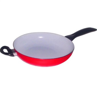 26cm Non-Toxic Ceramic Coating Deep Frying Pan