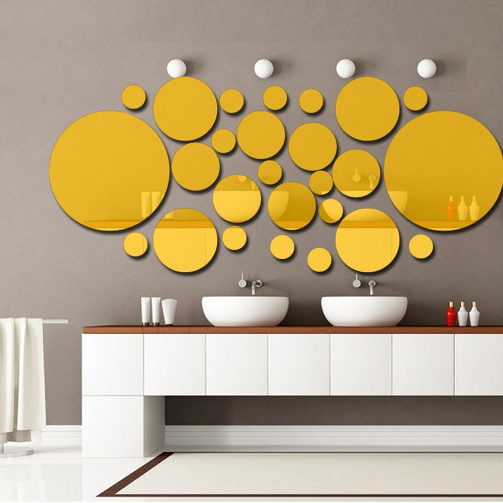 Magnificent Wall Mirror Decor Elaboration - The Wall Art Decorations ...