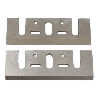2pcs Electric Planer Spare Blades Replacement for Makita 1900BPower Tool Part - intl - 2