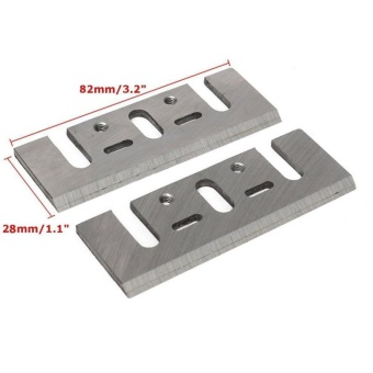 2pcs Electric Planer Spare Blades Replacement for Makita 1900BPower Tool Part - intl - 4