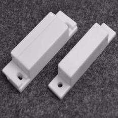 2Pcs Magnetic Switch for Door Window Sensor Home Alarm System Philippines