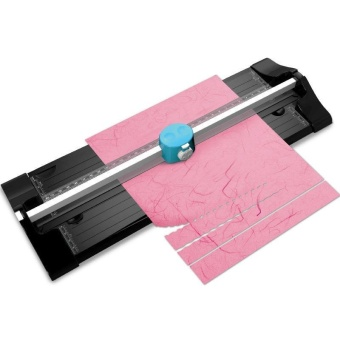 3 in 1 Muiltfunctional Paper Trimmer A4 Cutter Cut Photo GuillotineCard Machine Scrapbooking Office Stationery Multi Tool - intl