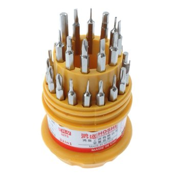 30 in 1 Precision Torx Screwdriver Kit