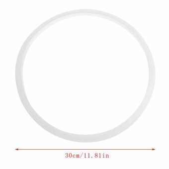 30cm Pressure Cookers Silicone Rubber Gasket Sealing Seal RingKitchen Cooking Tool - intl Price Philippines