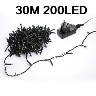 30M200 Fairy String Lights Christmas Wedding Tree Lighting Mood Blue2 - Intl
