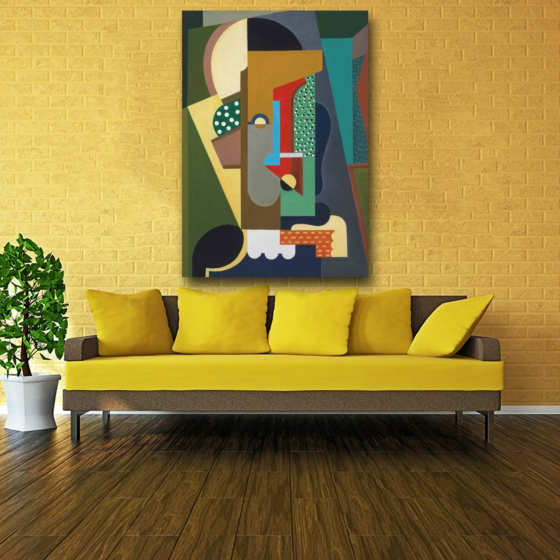 Philippines | 30x40CM Unframed Modern Abstract Oil Painting ...
