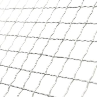30X45cm Bbq Grill Cooker Stainless Steel Wire Mesh OutdoorPicniccamp Barbecue - intl - 5