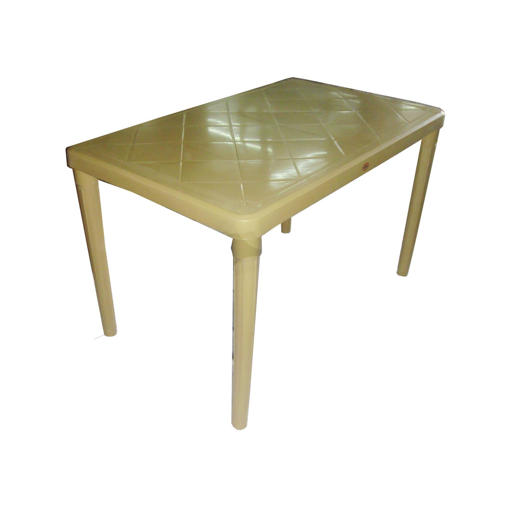 30X48 Germany Plastic Table Biege